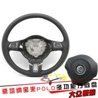 Wholesale Volkswagen New Jetta New Santana New Bora Polo POLO original multifunction steering wheel retrofit kit