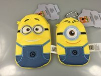 Wholesale yellow minion cm patterns for choice cartoon toys baby child dolls hot sale