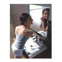 Wholesale Magic mirror real life escape room game props human sense mirror