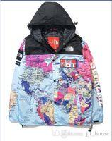 designer clothing - Men s Windbreaker Jacket M Reflective Coat New Autumn and Winter Mens Designer Clothes Hip hop fashion jacket