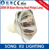 beam suits - Original Platinum W R Lamp Bulb Suit for Beam Moving Head Light Stage Light DIY Replacement SX AC002