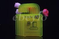Wholesale Original RSIM Puls Thin Card Unlock Card for iphone S Plus S S IOS7 X X AT T T mobile Sprint CDMA