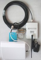 cell phone cdma - Suggest square meters CDMA EVDO800MHz GSM850MHz cell phone signal repeater Include m cable ANT