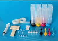 Wholesale universal color CISS ink tank usd for H CN BR EP printer ml new