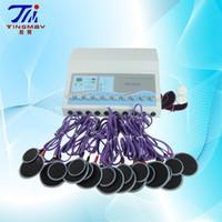 Wholesale TM electro stimulation slimming machine russian waves ems muscle stimulator