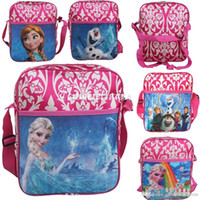 Backpacks best travel backpacks - 2017 New Hot sale Mochila Frozen Kids Children Travel Backpack Shoulder Bags School Bags for teenagers Christmas Best Gifts
