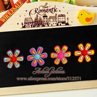 Wholesale Large Flower PVC Fridge Magnet Sticker Cute Funny Refrigerator Toy Blackboard magnets refrigerator magnetic