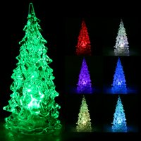 Wholesale LED Decoracao De Natal New Year Christmas Gift Ornaments Navidad Natal Christmas Light Cristmas Tree Decorations H8979