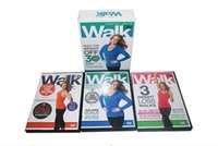 Wholesale JESSICA SMITH Walk On Walk The Weight Off DAY PLAN DVD BOX SET Fitness dvds DHL