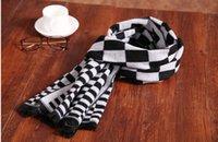 Wholesale HIGH QUALITY MAN SCARVES SHAWL WRAP FASHION PRINT DESIGN x30CM cashmere wool scarf MAN FASHION STYLE Male Thick scarf GIFT
