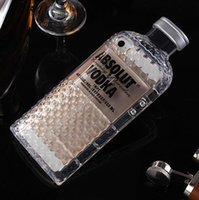 absolut diamond - 2015 New Design ABSOLUT VODKA Wine Beer Bottle TPU Diamond phone Back Case Cover for iphone plus S G Rubber Bag Skin