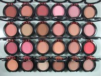 Wholesale 2015 HOT NEW Shimmer Blush g color blush No mirrors makeup palette via DHL