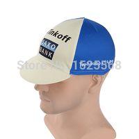 bank hat - Saxo bank cycling cap bike cap cycling hat cap bicycle bandanas cycling cap yellow blue