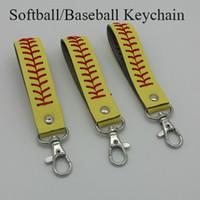 baseball ideas - Softball Baseball Coach Gifts Ideas with Leather Keychains