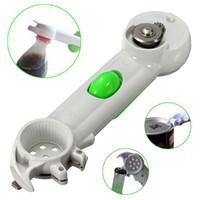 Wholesale Multi Function Bottle Can Jar Opener Sharpener for Kitchen Cooking LIF_526