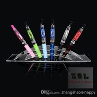 best electronics store - New Design bridge shape acrylic display stand for Ego evod electronic ciagrette holders best sale in vape store