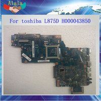 Socket 478 - AMD DDR3 H000043850 motherboard for toshiba L875D Laptop Working