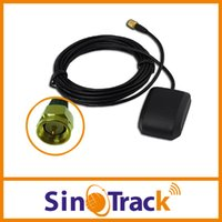 al best - Best seller Water proof GPS antenna with SMA male connector and m cable MHz V to V for GPS Tracker AL C