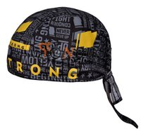 Wholesale 100 Polyester Breathable Cycling Headwear Summer Mountain Bike Ciclismo Scarf Quick Dry MTB Bicycle Caps
