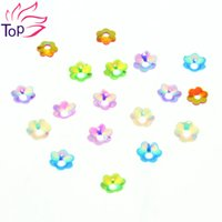 beauty color wheel - Top Nail Color Beauty Floral Wheel Decorations Nail Art D Flowers Studs Supplies For Nails ZP209