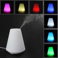 air filters car portable - 100ML Color Changing Air Humidifier Mhz Ultrasonic Aroma Diffuser Suitable for home living room bedroom office HOA_341