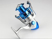 Cheap Useful Fishing Spinning Reel Fishing Spinning Reel Shimano Wholesale 6BB 2000-6000 Fishing Reels Silver And Blue Colors
