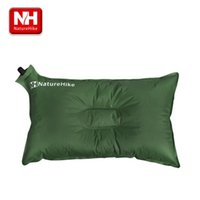 automatic air soft - NatureHike Ultralight Outdoor Traveling Automatic Air Inflatable Cushion Comfortable Soft Pillow Travel Kits CM