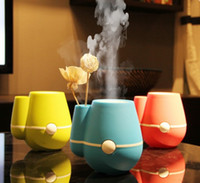 Wholesale Mini usb humidifier ultrasonic humidifier air humidifier Anion aromatherapy essential oil aroma diffuser