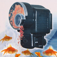 other automatic pond feeders - Digital Automatic Auto Aquarium Pond Fish Feeder Food Retail Dropshipping H4159