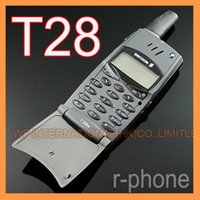 t28 ericsson - Refurbished Original Ericsson T28 T28s Mobile cell Phone G GSM Unlocked Black Can t use in USA