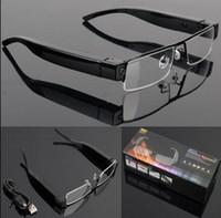Cheap FULL HD 1080P hidden camera glasses camera NEW video recorder HOT mini dvr sunglass V13 eyewear dv support TF card camcorder Freeshipping