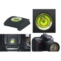 Wholesale 2014 Bubble Spirit Level Gradienter Tester Hot Shoe Cover Protector for Nikon DSLR Camera order lt no track