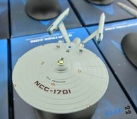Wholesale STAR TREK Starships Collection USS ENTERPRISE NCC Metal Model Eaglemoss Collectables Die Cast Model