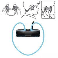 bands wireless headphone - New Sports Mp3 player w273 GB Wireless Sweat band Walkman Running earphone Mp3 player headset headphone on sale
