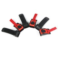 Wholesale 3pcs New Quick Release Buckle Motorcycle Speed Helmet Chin Strap Clip Helmet Buckle Section Ten Chin Buckle