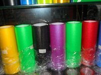 Wholesale 24 rolls CMX100CM Auto Flash point Car Sticker Smoke Fog Light HeadLight Taillight Tint Vinyl Film