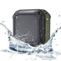 audio resistances - 2015 New Outdoor Sport Bluetooth Speakers Three Anti Waterproof Drop Resistance Dustproof Low power Subwoofer Speaker With NFC