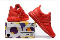 horse statue - original Man women Yeezy Ultra Boost of colors to choose with original box