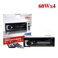 acura build - 60Wx4 V Car Stereo FM Radio MP3 Audio Player built in Bluetooth Phone USB SD MMC Port Car radio bluetooth In Dash DIN JSD520