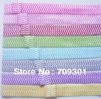 fold over elastic - 2013 New Coming Elastic Headbands Printed Fold Over Elastic Headband