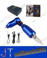 Wholesale Professional mm Cheyenne Hawk Thunder Drive rotary tattoo machine and tattoo Grip Package MYY3730A
