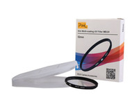 Wholesale Pixel mm MEUV Slim Multi coating UV Filter for Cameras and Camcorders