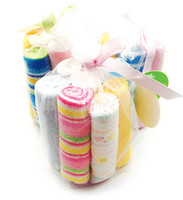 baby wipes - 8pcs Hot Carter s Towels For Babies Kids Baby Girl Boy Newborn Towel Wipes For Hand Cotton Washcloths Face Cloths