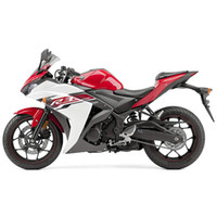 Wholesale Injection Fairings For Yamaha R25 R3 ABS Plastic Complete Motorcycle Fairing Kit Bodywork Motorbike Cowlings White Red Carene