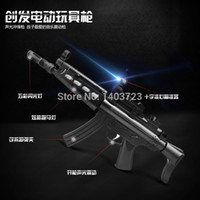 Wholesale HOT toy guns Innovation m16 electric toy gun acoustooptical submachinegun toy gun sniper rifle Hotchkiss