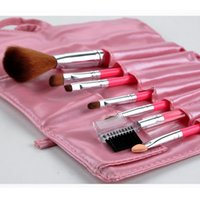 beauty holder - akeup Tools Accessories Makeup Brushes Tools Brushes Wood Holder set Beauty Makeup Make up Brushes Whole Foundation Makeup Brush wi