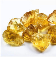 aluminum mining - big natural yellow crystal nunatak golden oil yellow crystal mine specimens ore energy stone lucky decoration