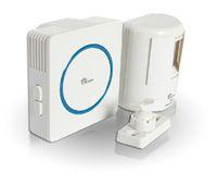 Wholesale High quality Welcome Wireless pir motion sensor doorbell waterproof sensor detector High sensitive Driveway Safety Alarm