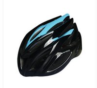 helmet - Blue MTB Road Mountain Cycling Helmet Bike Sports Bicycle Adult Safety Holes Helmet with Insect Net In Stock Blue Red Yellow