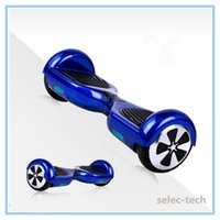 eec electric scooter - 2015 USA mainland warehouese inch Two Wheels Smart Self Balancing Electric Scooter mah lithium battery directly